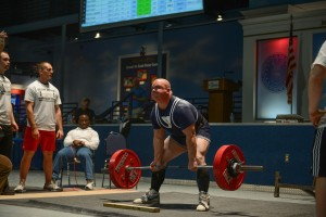 Sumo Stance Deadlift