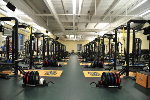 weight lifting racks