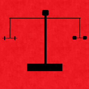 weight lifting trials icon