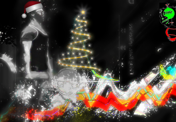 Christas Analytic Fitness Christmas Logo
