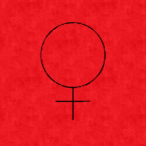 female weight lifting studies icon