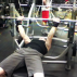 Robergs 2007 bench press squat research energy expenditure calories weight lifting
